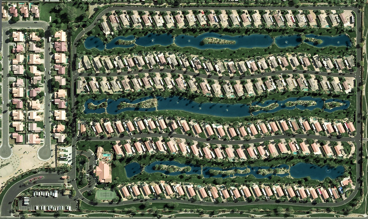 Map | Desert Shores Motorcoach Resort