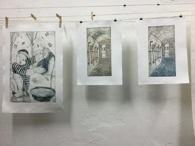 Works drying