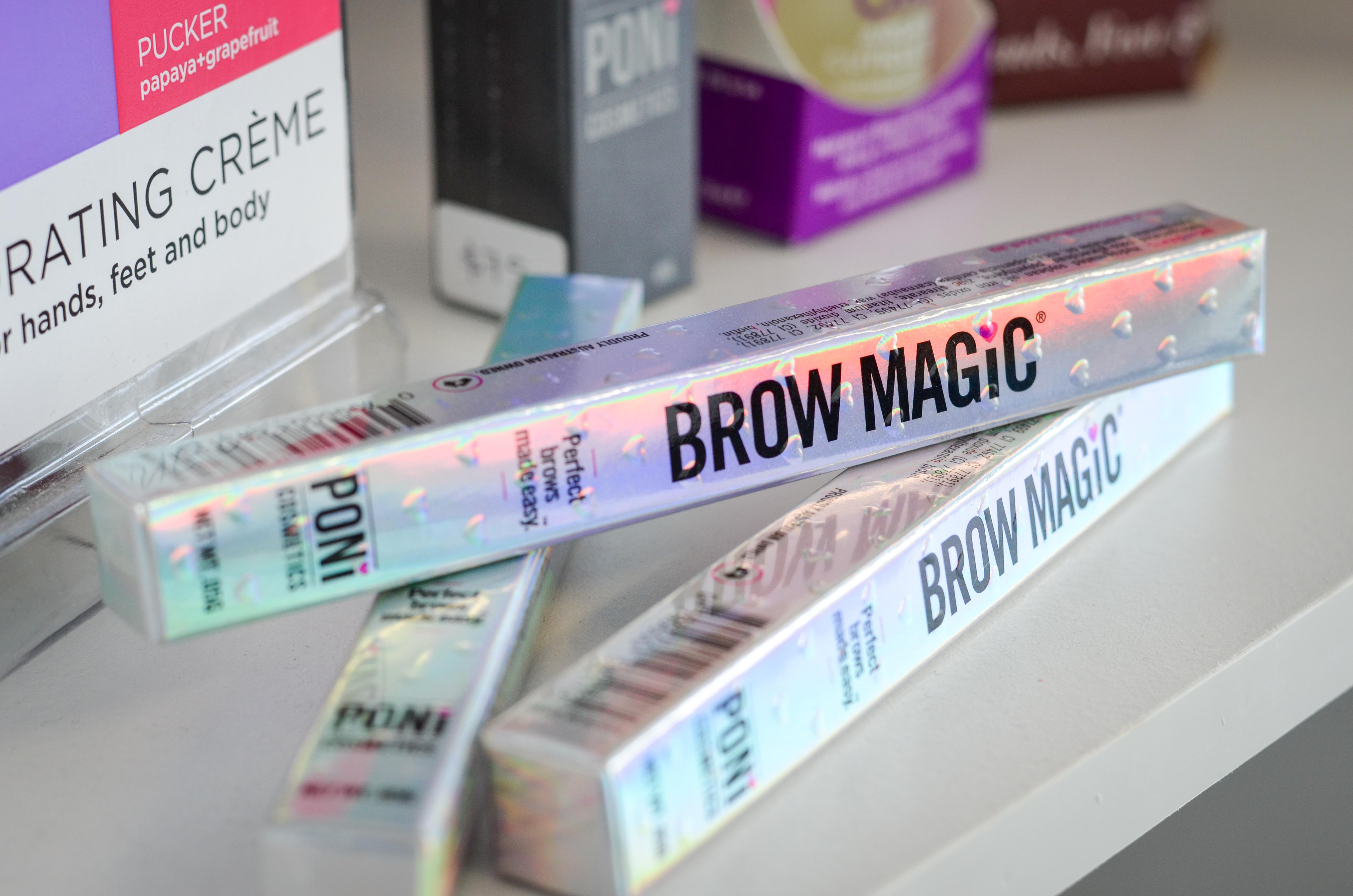 Poni Cosmectics Brow Magic