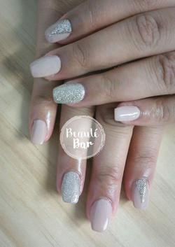 Hard Gel Nail Enhancements