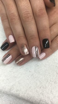 Pink,Black, golf