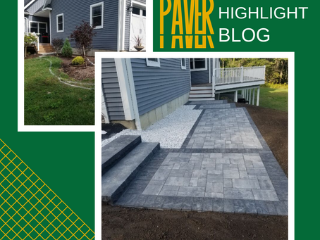 Paver project highlight