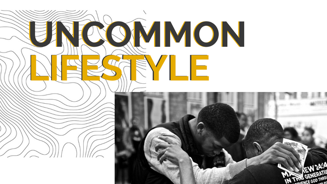 Uncommon Lifestyle, Uncommon Results