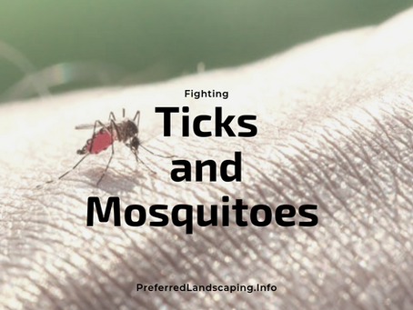 Fighting Ticks and Mosquitoes