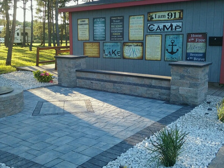 Preferred Landscaping Unveils Impressive Display at The Windmill in Penn Yan, NY