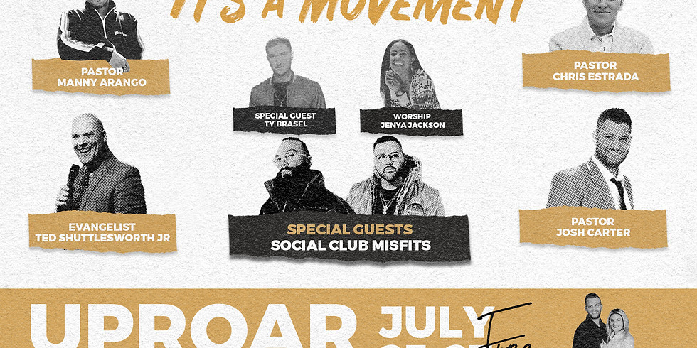 Uproar Conference 2019