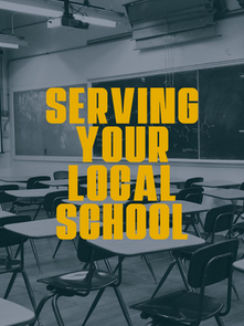 Serving Your School