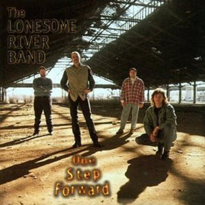 One Step Forward - CD