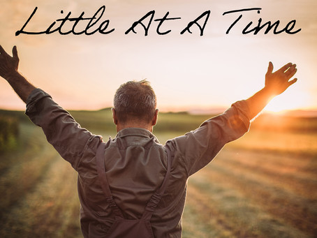 """""""Little at a Time"""" is Out Now!"""