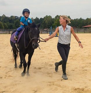 Whippoorwill Farm - Young Rider Lesson