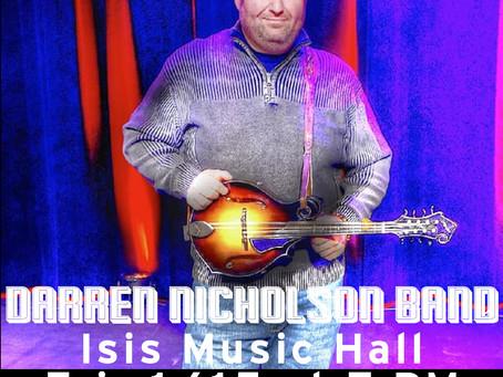 Isis Music Hall + Live Stream