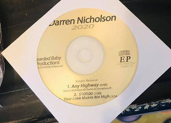 New Singles CD