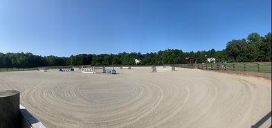 Whippoorwill Farm - Horse Show Arena