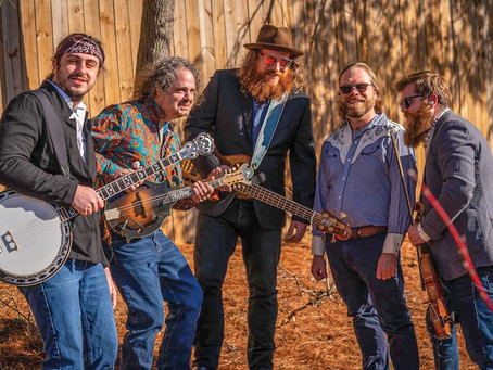 How can it be wrong if it grows wild: An afternoon with Songs From The Road Band