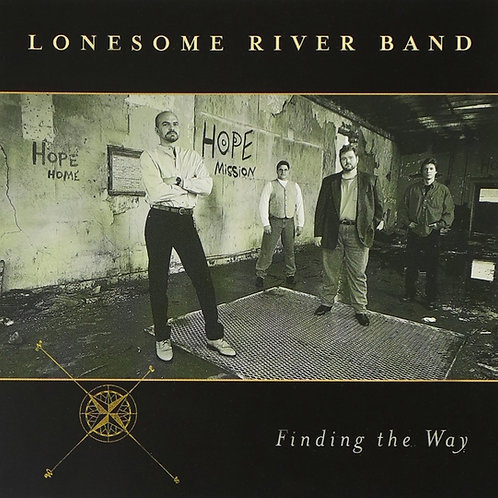 Finding the Way - CD