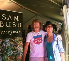 The King of Telluride, Sam Bush