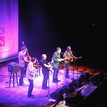 First show at the Ryman Auditorium