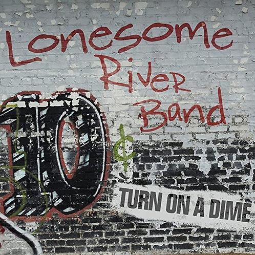 Turn on a Dime - CD