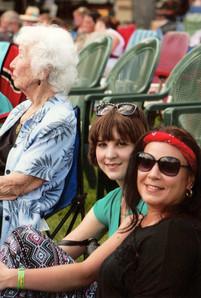 Granny, Mom, and I