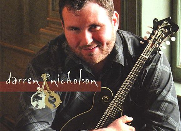 Darren Nicholson CD