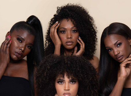 Behind The Scenes For Face Kouture Fall Lash Photoshoot