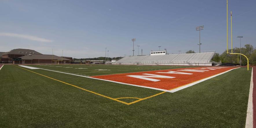 Huffman High School Athletic Facility