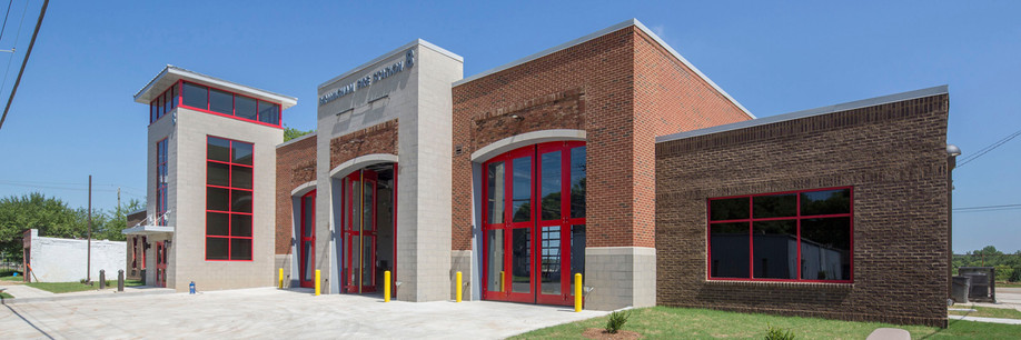 Fire Station #8