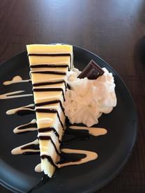 Gotta love cheesecake!