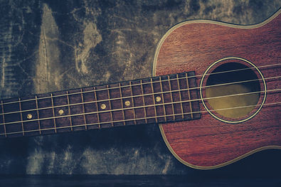 Picture of a ukulele