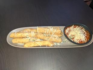 How about some mozzarella sticks!