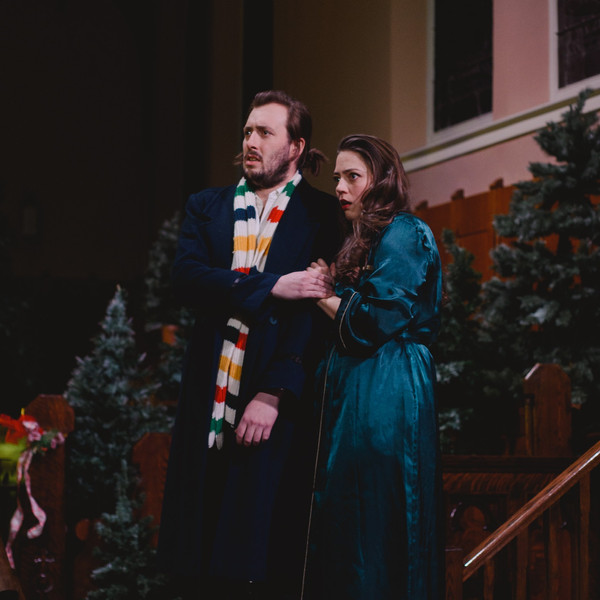 TWELFTH NIGHT, photo by BB Collective pictured with Byron Martin