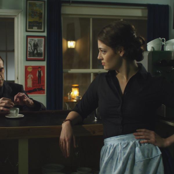 CHEZ PAULETTE, film stills pictured with Ben Gwalchmai