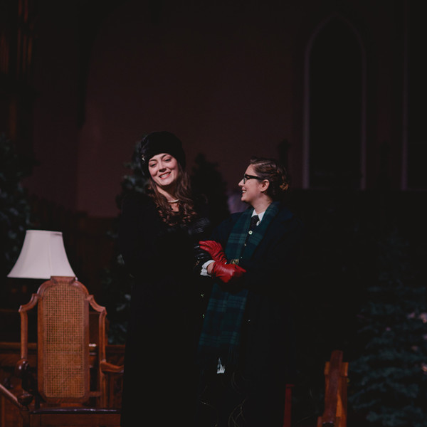 TWELFTH NIGHT, photo by BB Collective pictured with Merran Carr-Wiggan