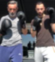 coach boxe marseille