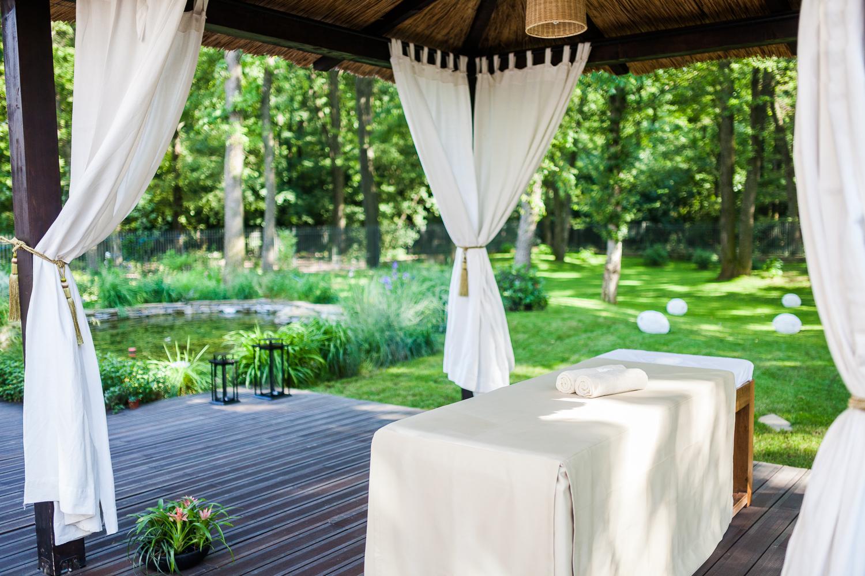 Garden Massage