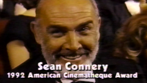Sean Connery Tribute