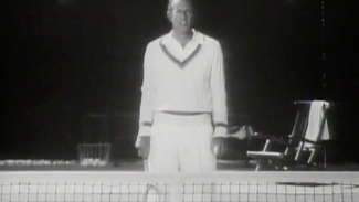 "Nike ""Tennis Lesson"""