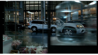 "Mitsubishi ""Passing By"""