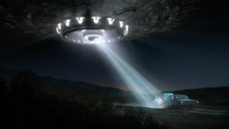 """Foster Farms """"UFO"""""""