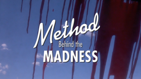"""Natural Born Killers """"Method Behind The Madness"""""""