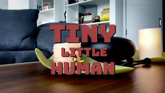 "The Scumfrog ""Tiny Little Human"""