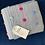 Thumbnail: Polka dot baby blanket