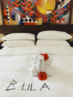 Shangri-La Fiji Bed