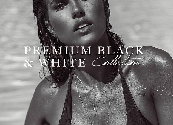 Premium Black & White Collection