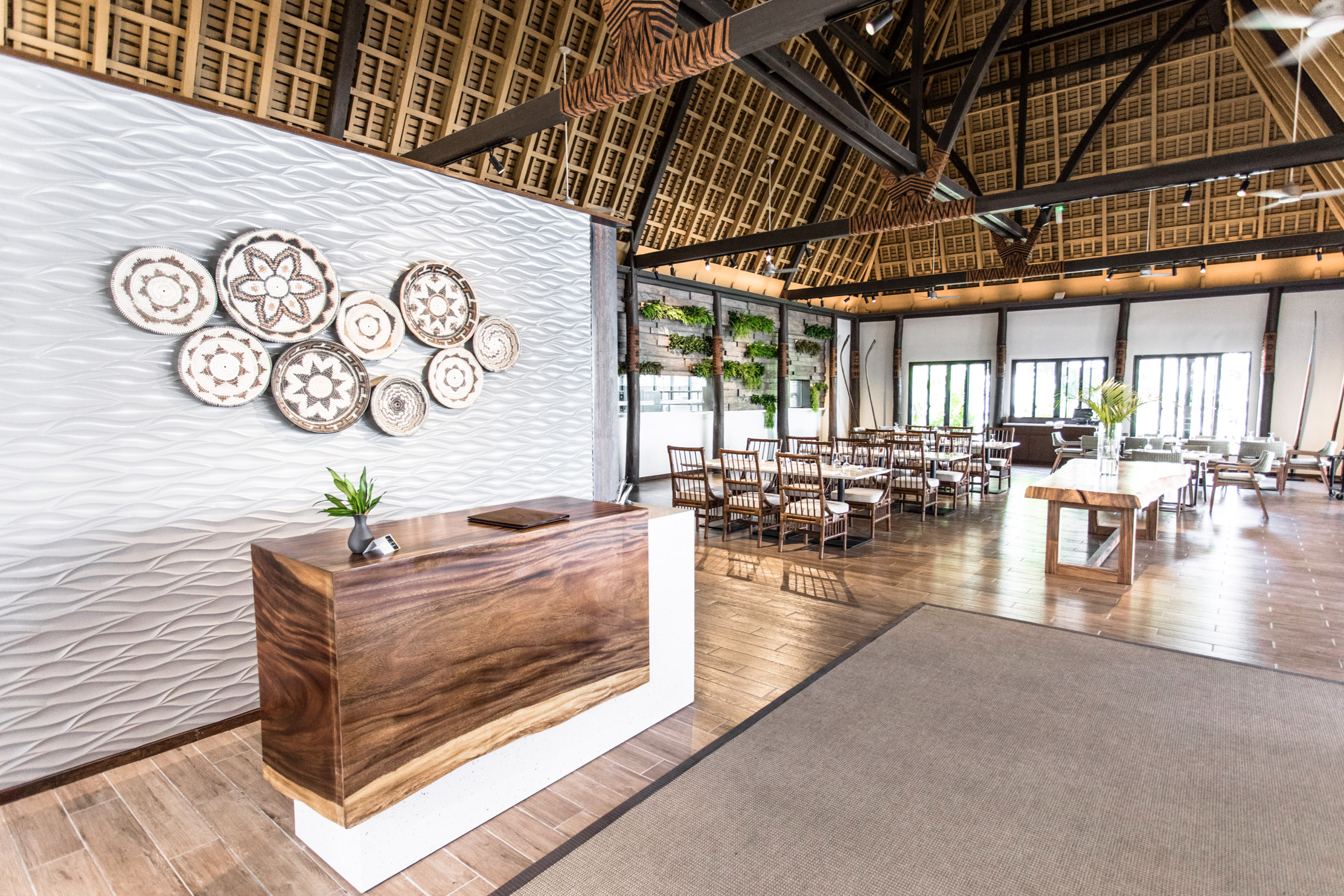 Shangri-La Fiji Restaurant