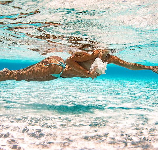 Maddie Louch - Exumas, Bahamas