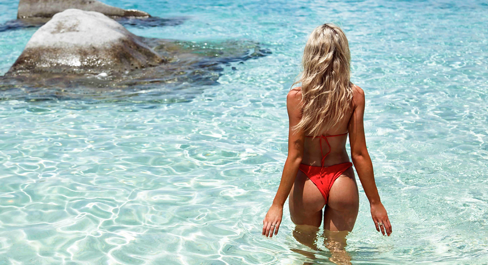 Bree Kleintop - British Virgin Islands
