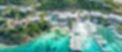 Scrub Island Aerial Photo - British Virgin Islands