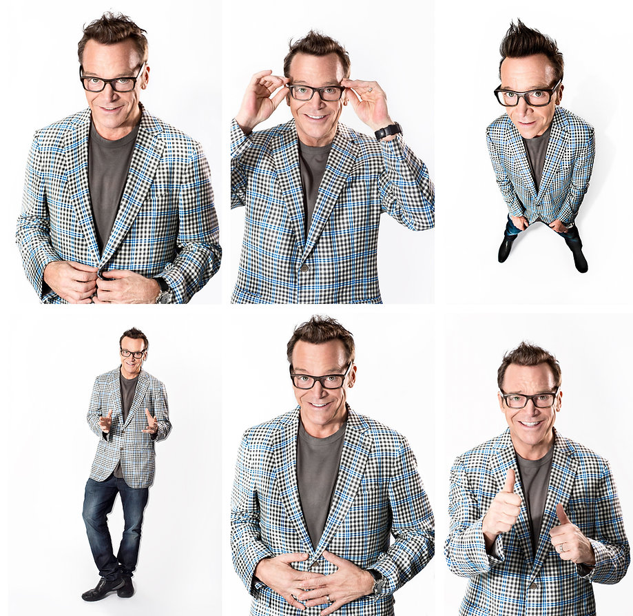 Tom Arnold by France and Jesse