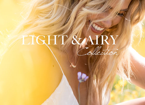 Light & Airy Collection